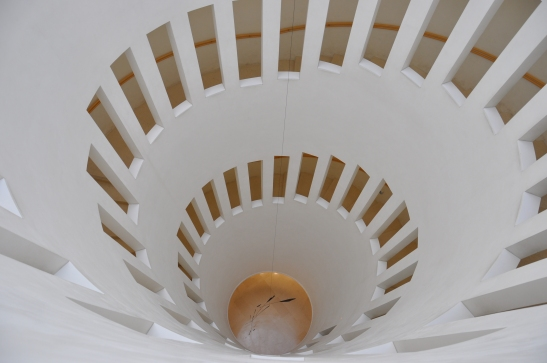 (1) Samsung Museum of Art - Sprial Staircase