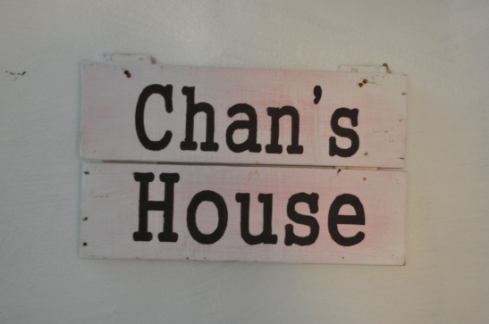 (3) Chan's House