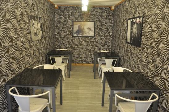 Zebra Room at Farmer's
