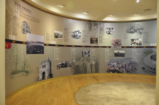 Busan Modern History - 1800 to 2000