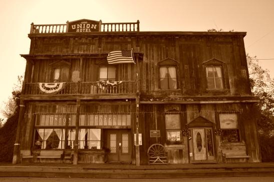 Union Hotel - Los Alamos, California