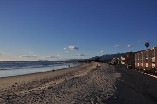 Carpinteria Beach - Carpinteria, California