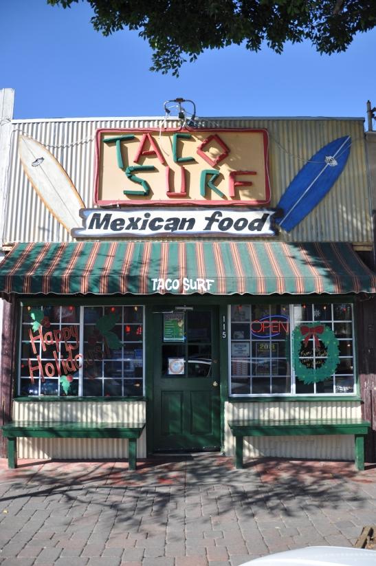 Taco Surf - Seal Beach, California