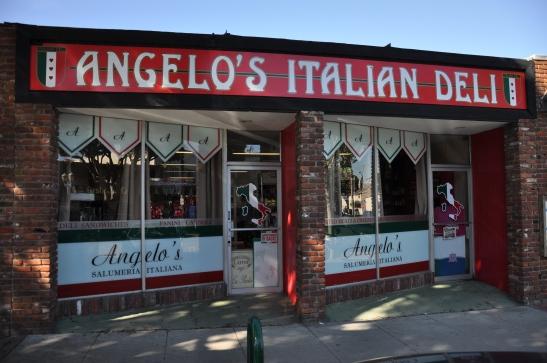Angelo's Italian Deli - Seal Beach, California