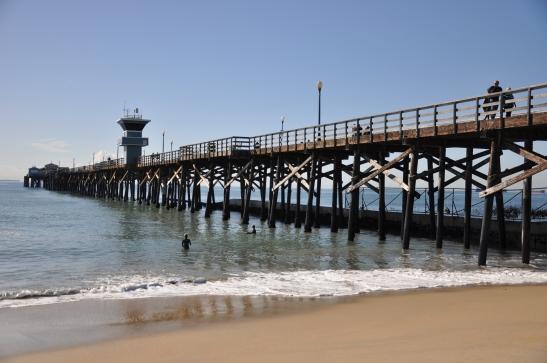 Seal Beach Pier - Seal Beach, California