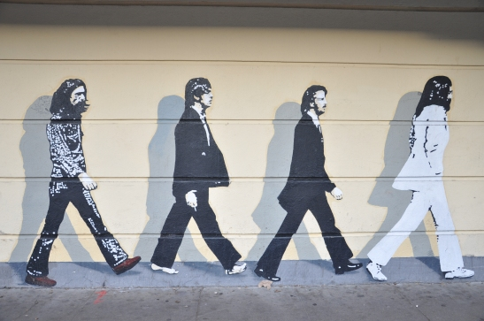 The Beatles - Chico, California