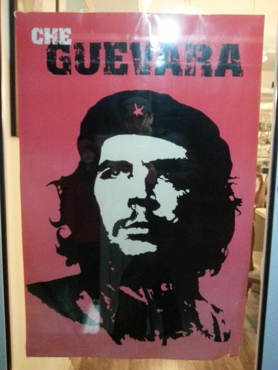 """Che Guevara Cafe"" - Jeonju, South Korea"