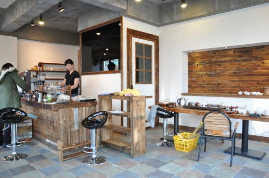 New Cafe Opening near Deokjin Park - Jeonju, South Korea