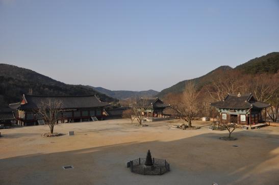 Geumsansa Temple grounds