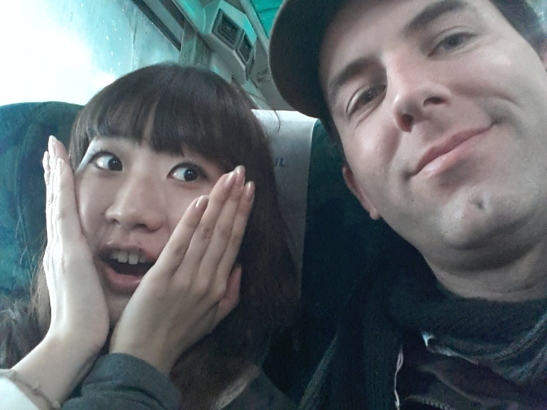 OMG! We are going to Jeonju!