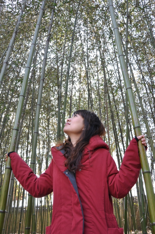 Michelle in Bamboo City