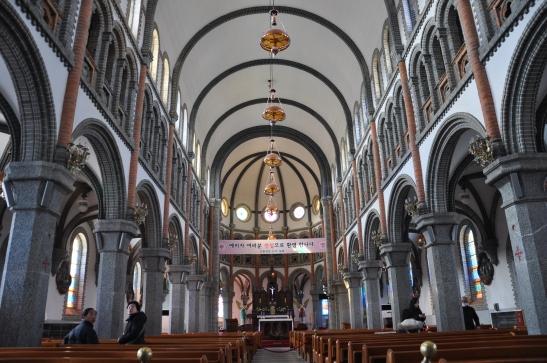 Jeondong Catholic Church- Jeonju, South Korea