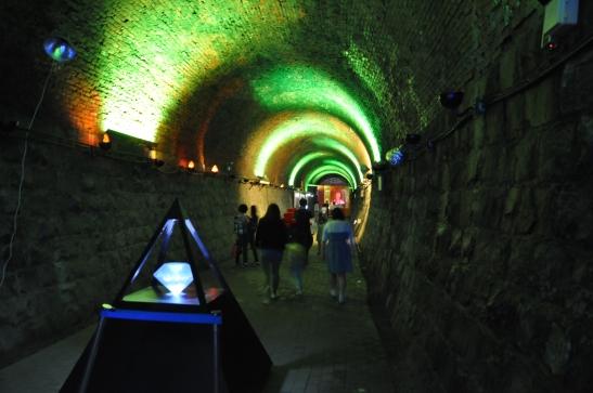 Persimmon Wine Cave - Cheongdo, South Korea