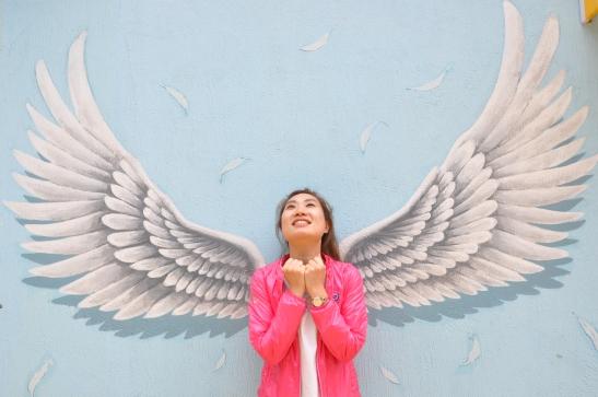 Michelle, my angel
