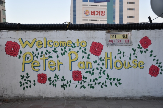 Welcome to Peter Pan Guesthouse