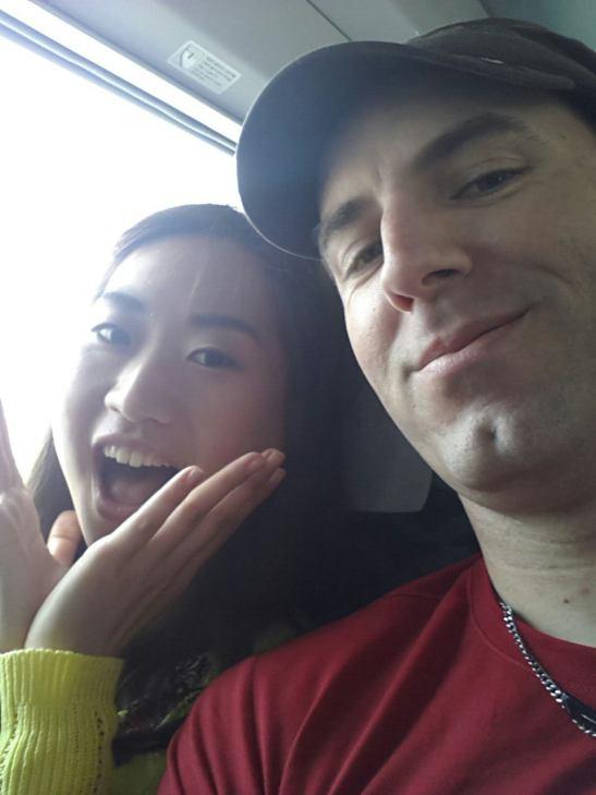 OMG! We are going to Daegu!
