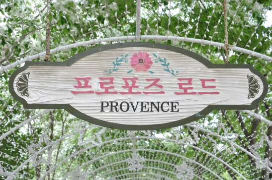Provence-town - Daegu, South Korea