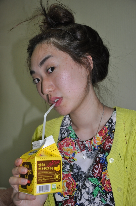 Banana-Mango Milk model