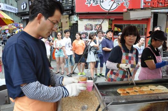 Busan Hotcake Maker