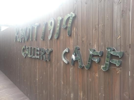 R. Mutt 1917 Gallery Cafe