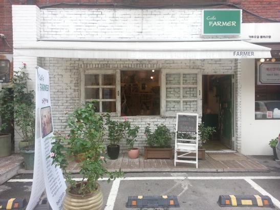Café Farmer - Sinsa-dong, Seoul