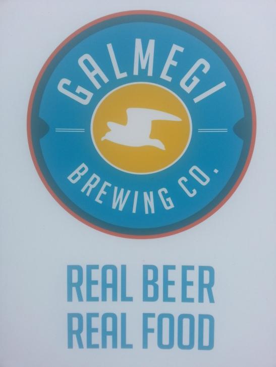 Galmegi Brewery Logo
