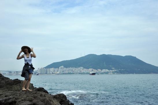 Michelle, Busan model