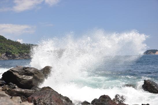 Crashing Wave - Seogwipo