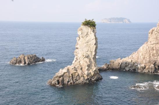 Oedolgae Rock - Seogwipo