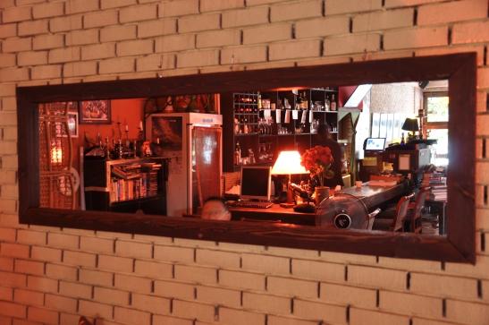 Bagdad Cafe mirror