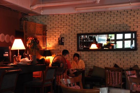 Inside Bagdad Cafe - Photo 1