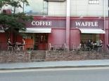 Coffee Waffle - Samcheong-dong