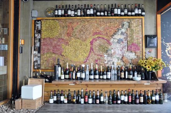 (8) Wine Art