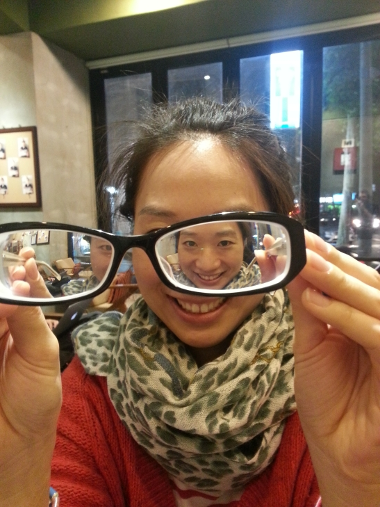 (3) Michelle glasses photo