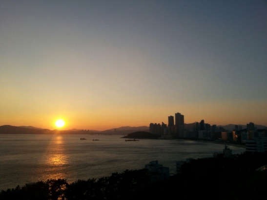 (9) Busan Sunset