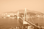Dolsan Bridge - Yeosu, South Korea