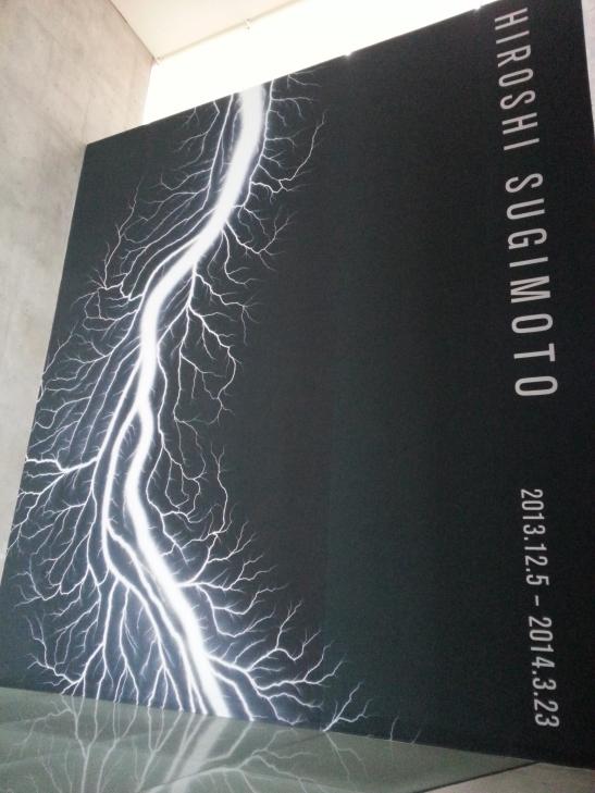 (9) Hiroshi Sugimoto Giant Lightning
