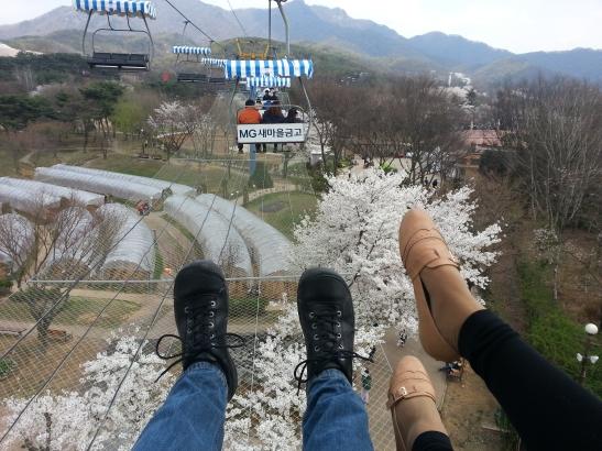 (3) Hanging Feet 2