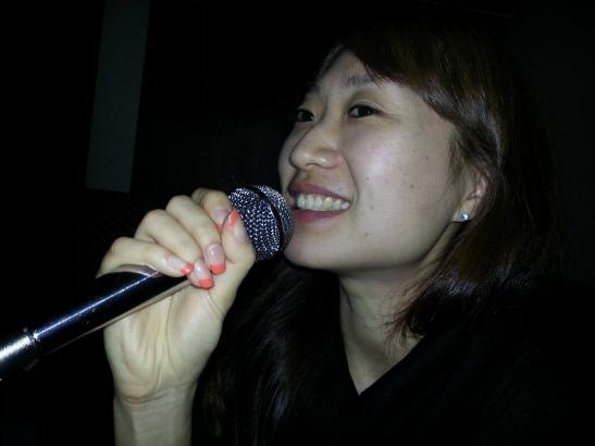 (4) Michelle Noraebang