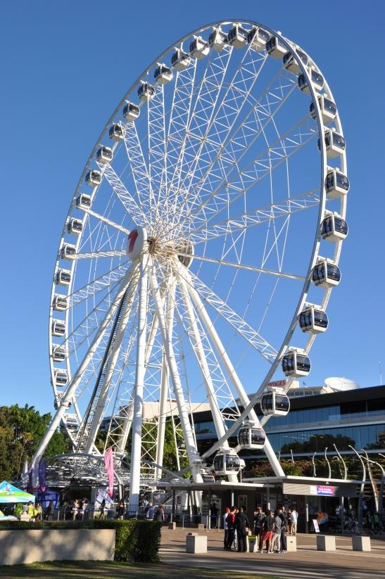 (11) Brisbane ferris wheel
