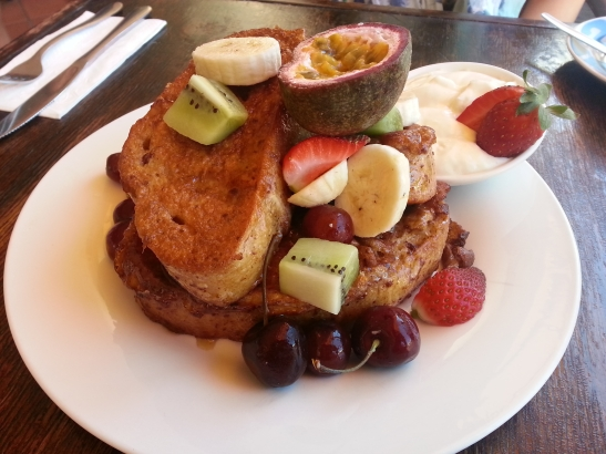 (17) Merlo Coffee French Toast