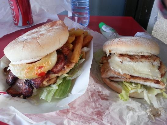 (8) Beloporto Portuguese Chicken Burgers