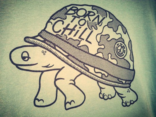 (1) Born to Chill