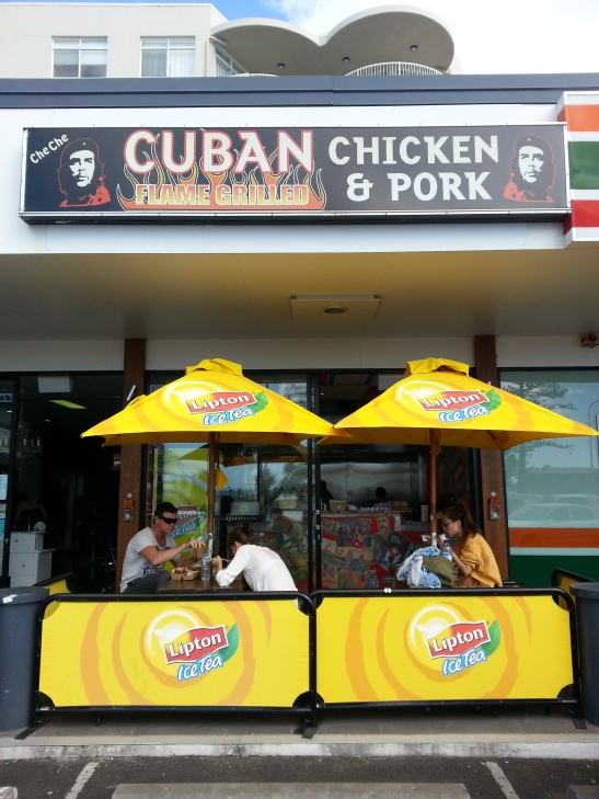 (7) Che Che Chicken - Kirra Beach, Australia