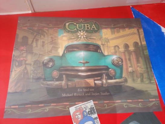 (9) Cuban car painting