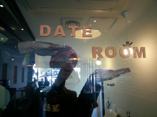 "Cafe Rabbit ""Date Room"""