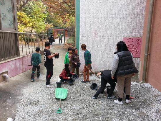 Student Volunteers!